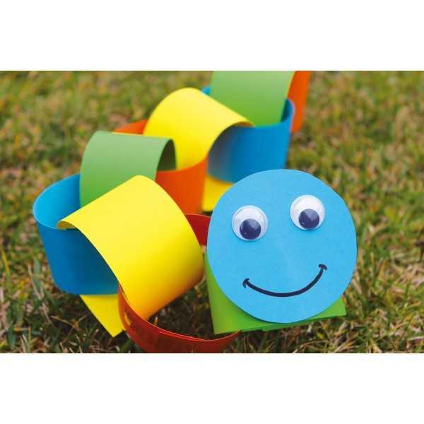 50 Hojas Cartulina A4, 170gr Color Verde Esmeralda Apli 14234 compraetiquetas.com