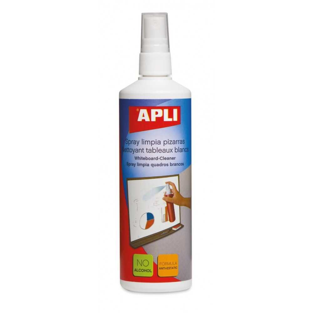 Spray Limpia Pizarras Blancas Envase 200ml Apli 11305