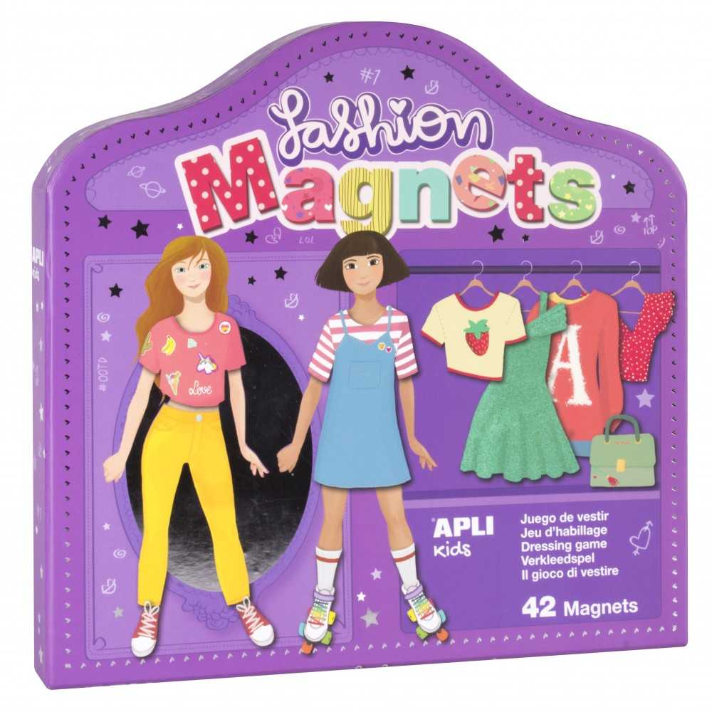 Juego Magnest Fashion Apli Kidas 17201