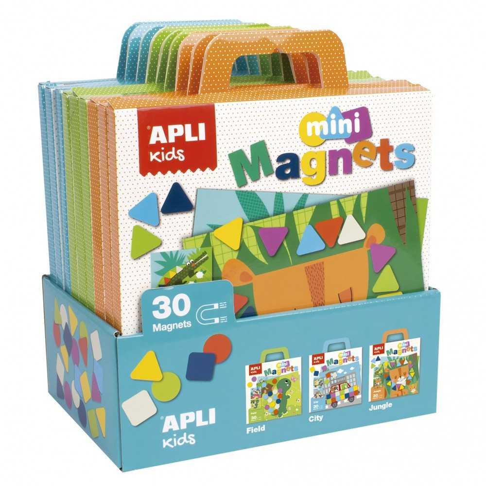 Expositor mini magnets Apli 16875