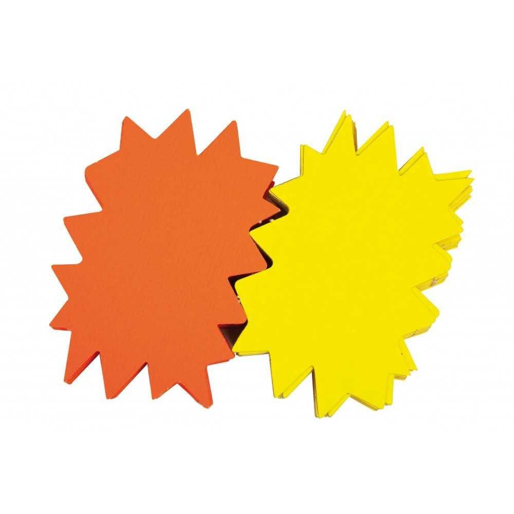 Carteles Flash Para Señalizar Promociones 12x16cm Apli 100397
