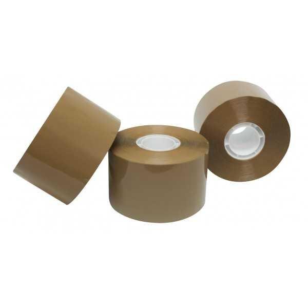 Precinto Adhesivo Compac Tape 50mm x 143m Transparente Apli 12873 compraetiquetas.com