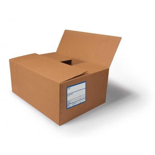 Rollo de etiquetas de envío CON DATOS Apli 00324