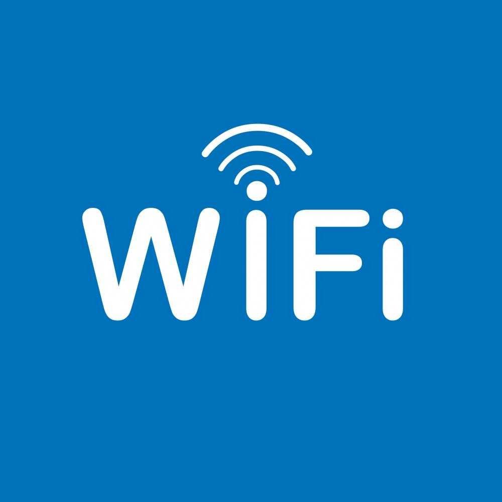 Etiquetas Señalización Zona Wifi Apli 12132