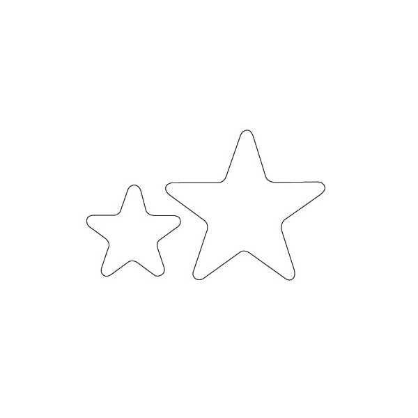 Gomets en Rollo Estrellas Plata Apli 11117 compraetiquetas.com