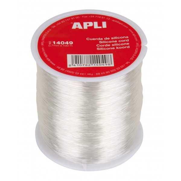 Bobina de Cuerda de Silicona Apli 14049