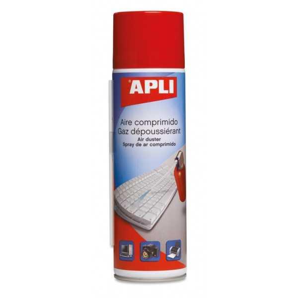 Bote de Aire Comprimido Normal 200ml Apli 12669