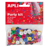 Party Kit Circulos Relieve ø 11mm Lentejuela Confeti Color Apli 13819 compraetiquetas.com