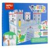 Juego Colorear Castillo Automontable Apli. 16715