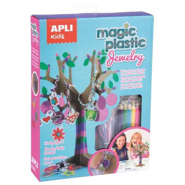 Magic Plastic Jewelry Apli 15261
