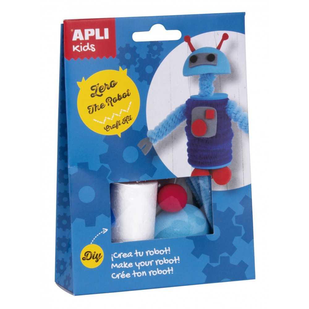Craft Kit Zero Robot Apli 14703