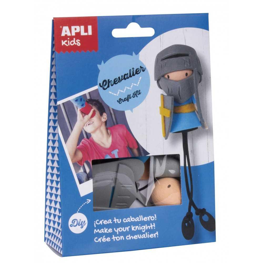 Craft Kit Caballero Apli 14088