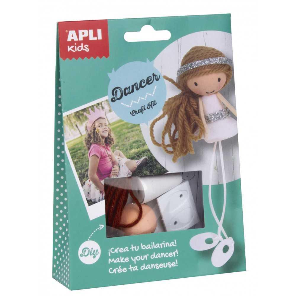 Craft Kit Bailarina Apli 14085