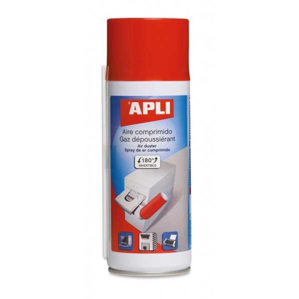 Bote de Aire Comprimido Invertible 200ml Apli 11299