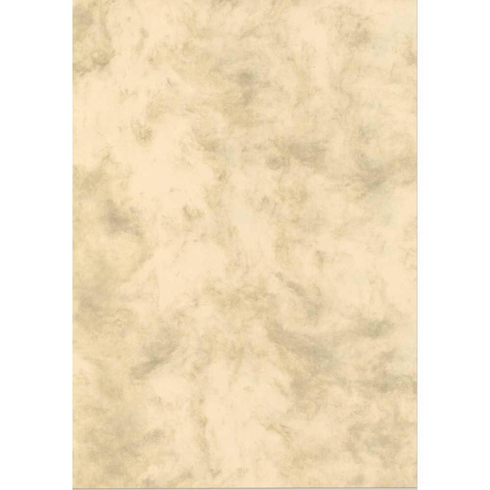 100 Hojas Papel Textura Marmol Cafe A4 95Gr Apli PCL1651 compraetiquetas.com