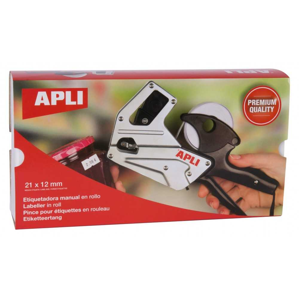 Máquina Etiquetadora de Precios Manual Premium Apli 101948