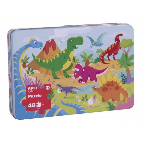 Nuevo Puzle Dinosaurios apli