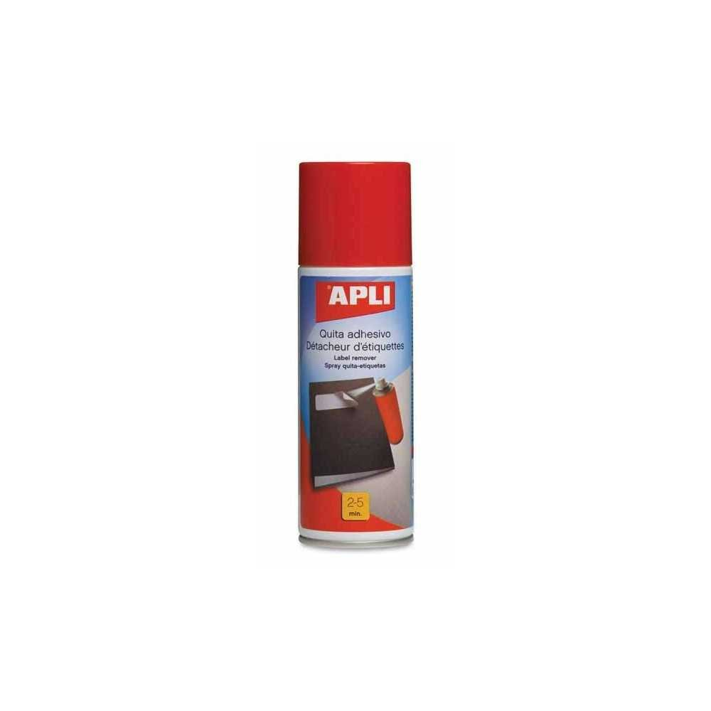 Spray Quita Adhesivos Envase 200ml Apli 11303 compraetiquetas.com