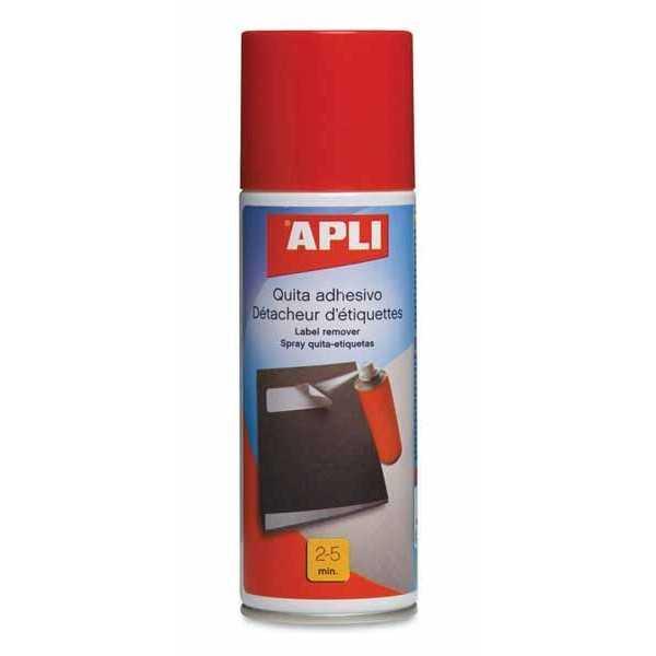 Spray Quita Adhesivos Envase 200ml Apli 11303