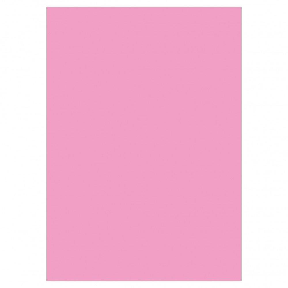 500 Hojas de Papel 80gr Color Rosa Pastel Apli 15289 compraetiquetas.com