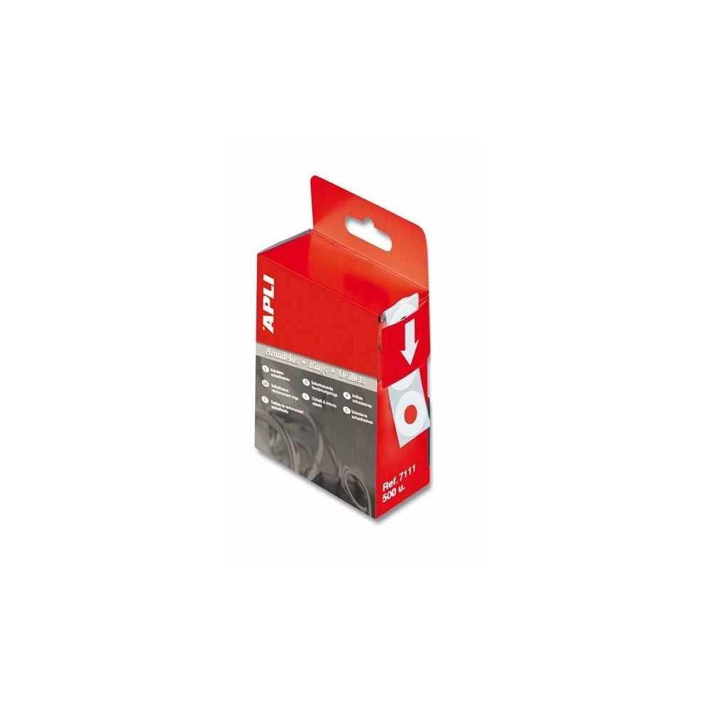 Caja de 500 Arandelas Autoadhesivas ø 13mm Apli 00091