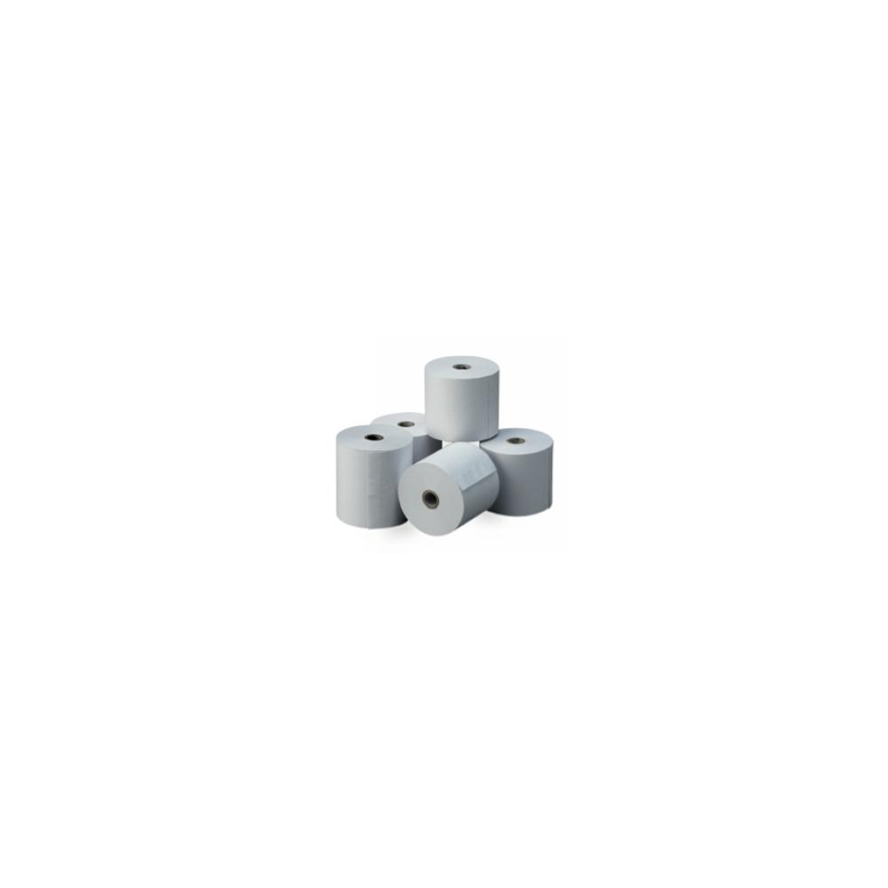 10 Rollos Papel Térmico Medida 57x55mm Apli 13324