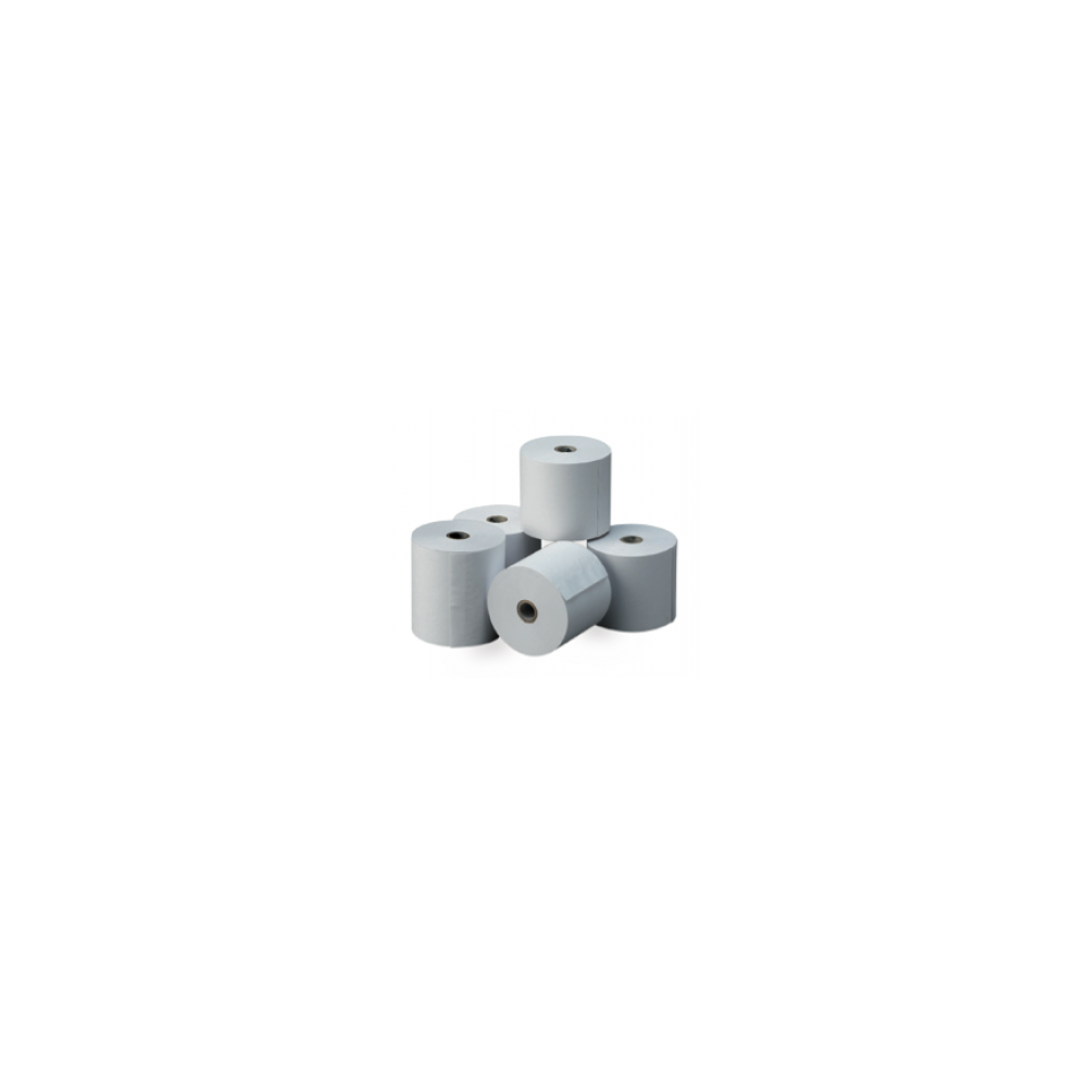 10 Rollos papel térmico medida 44 x 70mm Apli 13752
