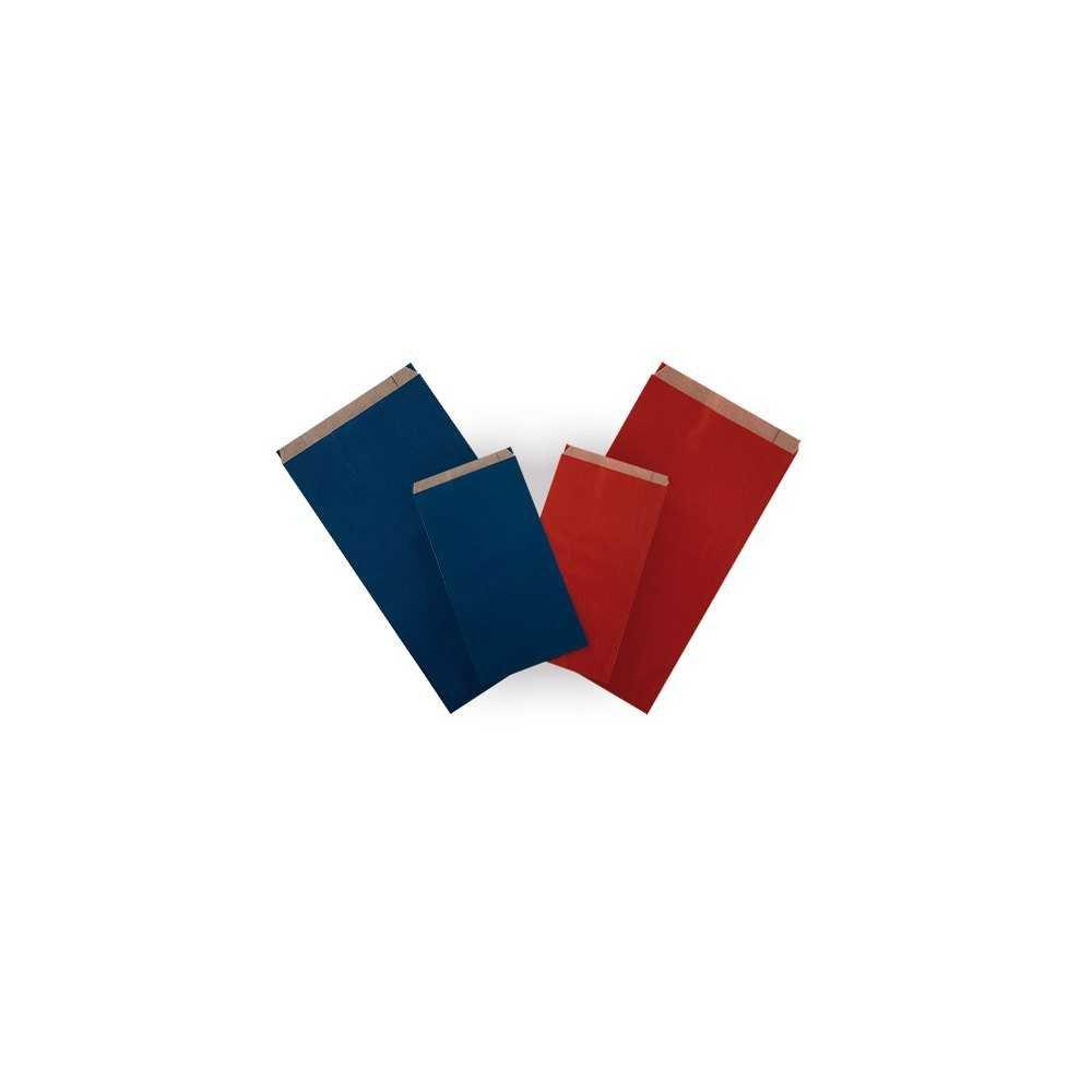 Caja 250 Sobres Kraft Color Azul 11x21 +5 cm Apli 101653