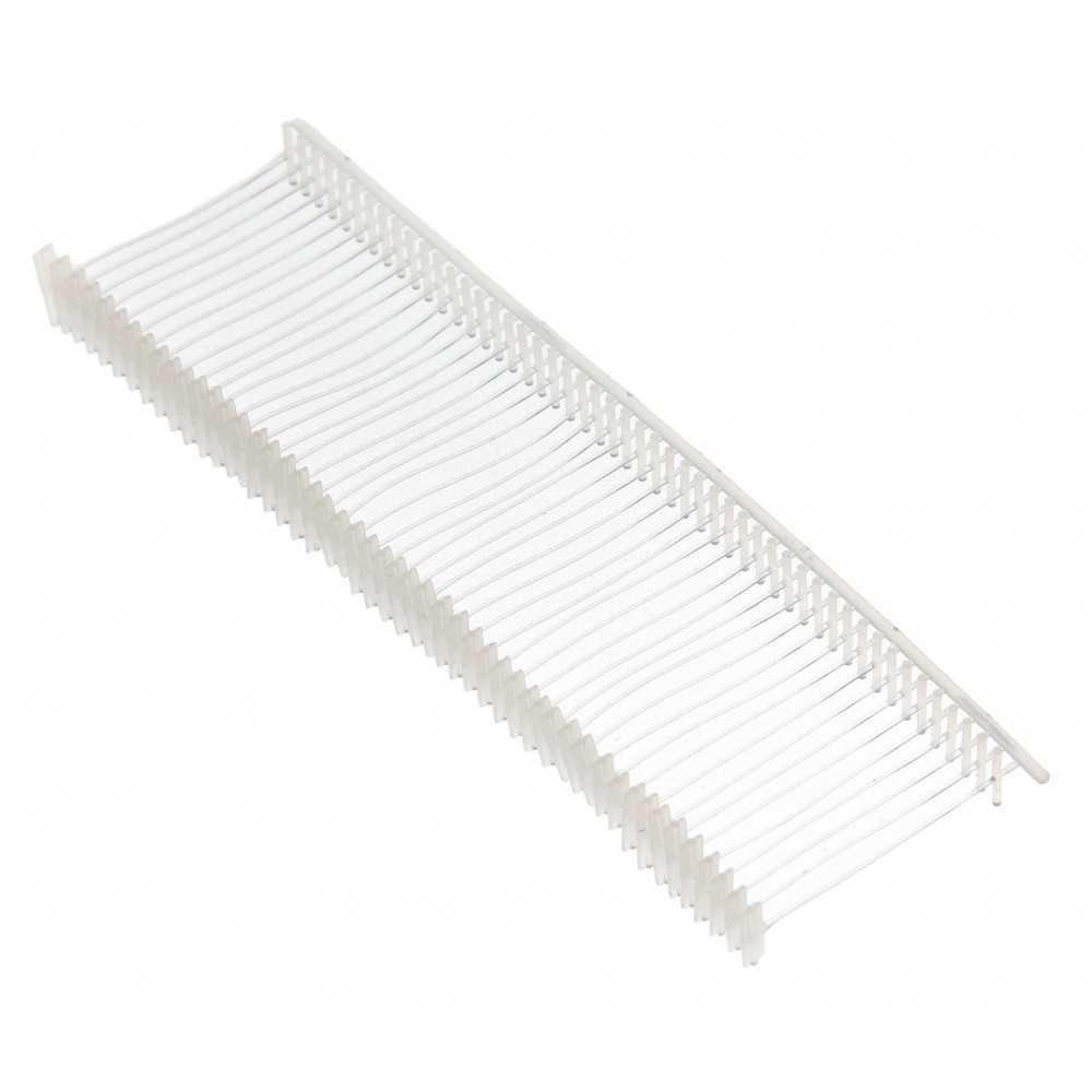 Navetes Plástico Etiquetadora Textil 25 mm Apli 101572