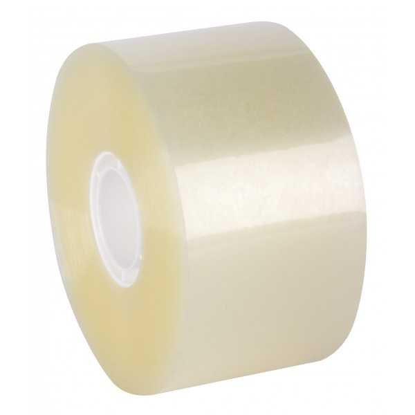 6 Rollos Precinto Adhesivo Compact 50mm x 143m Transparente Apli 12872 COMPRAETIQUETAS
