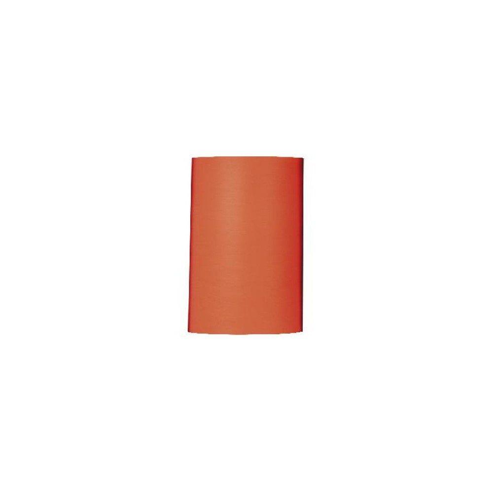 Material Efecto Tela 80cmx25m Color Naranja Apli 14523