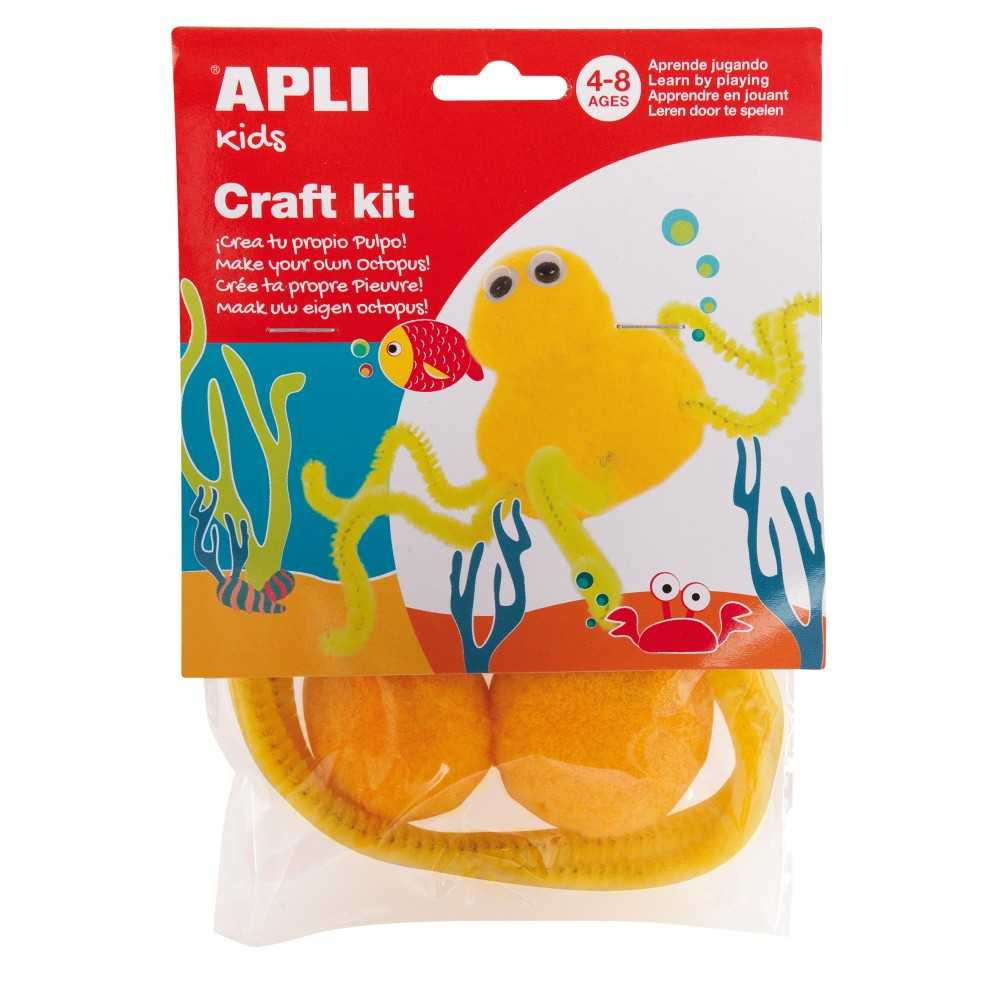 Craft Kids Crea Tu Propio Pulpo Apli...