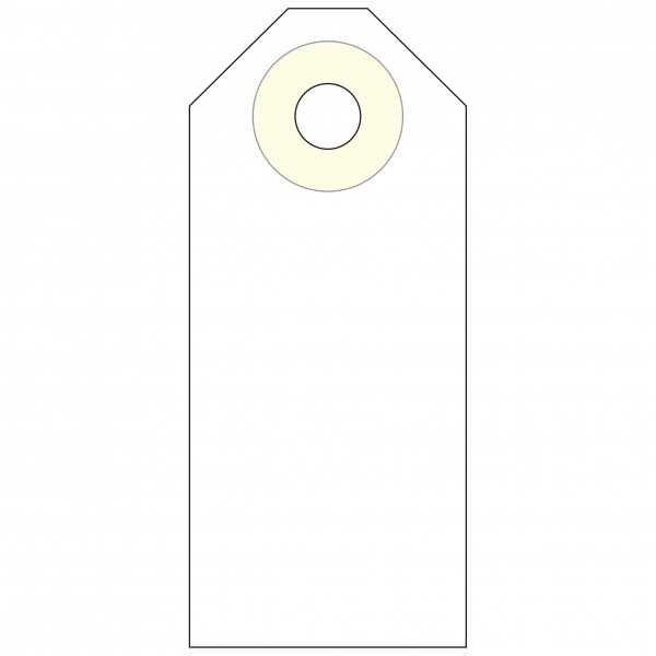 Etiquetas manuales con arandela. Apli. 121377