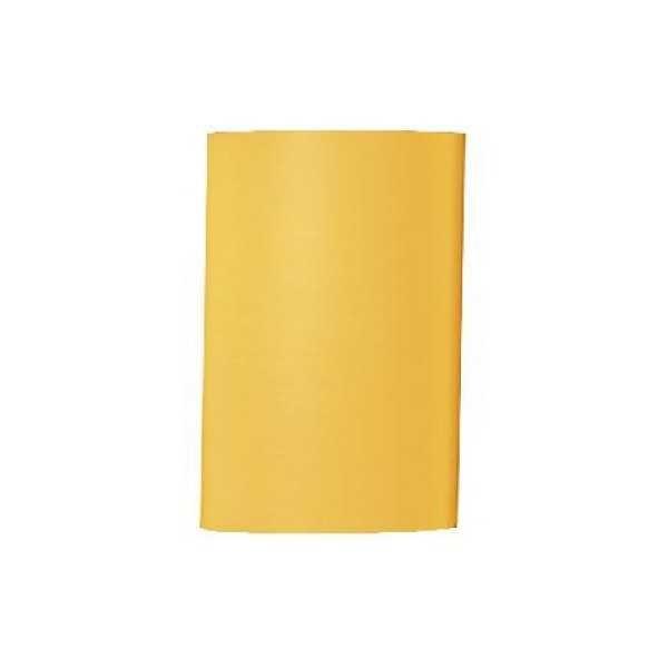 Rollo material efecto tela. Color amarillo. Apli. 15193