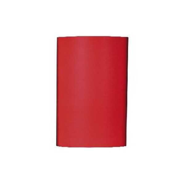 Rollo Material Efecto Tela 80cm x 3 m Color Rojo Apli 15194 COMPRAETIQUETAS
