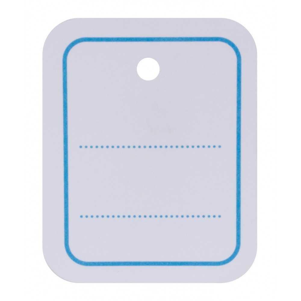 Etiquetas Para Etiquetadora Textil 1000 Uds. 30x37 mm Apli 161020