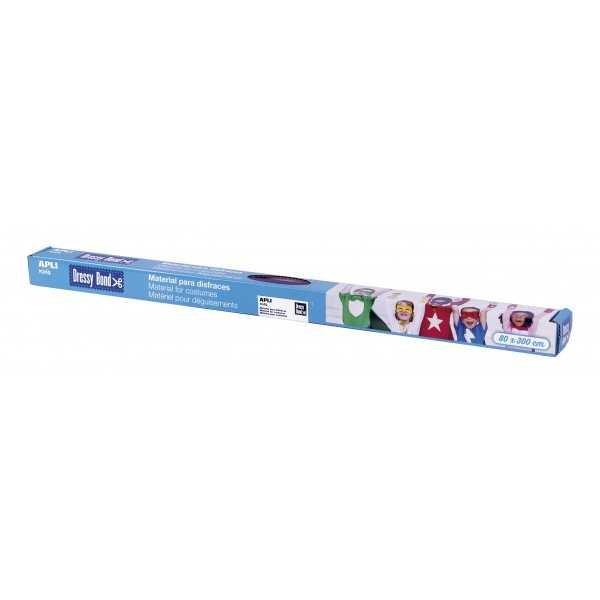 Rollo Material Efecto Tela 80 cm x 3 m Color Morado Apli 15199 Compraetiquetas 2