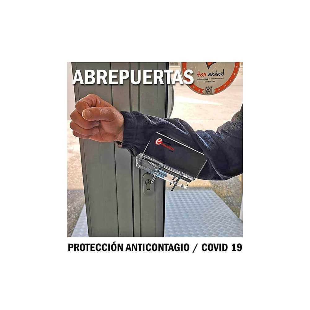 Protector Para Manetas Abre Puertas...