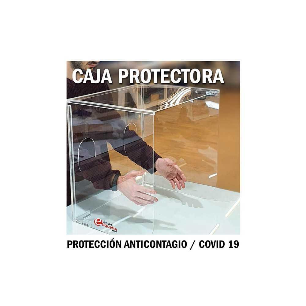 Caja protectora para manipulación...