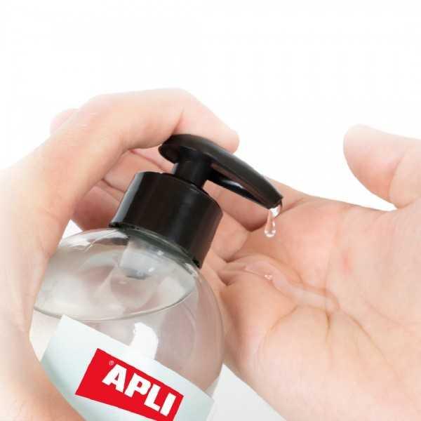 Gel Hidroalcoholico 500 ml_Apli 18542
