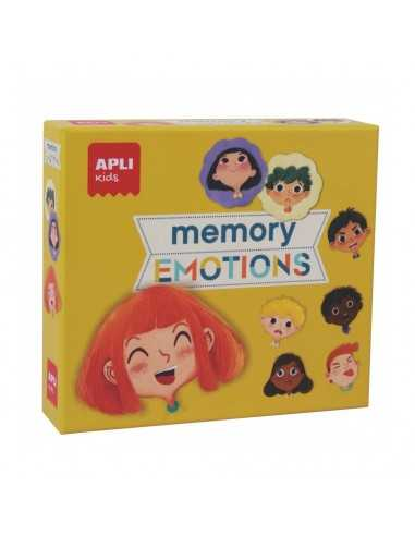 Memory Emotions Expressions Collection Apli 18204