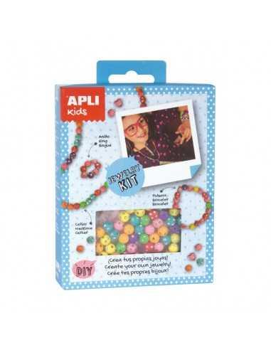 Mini kit Joyas Corazón Apli 14709