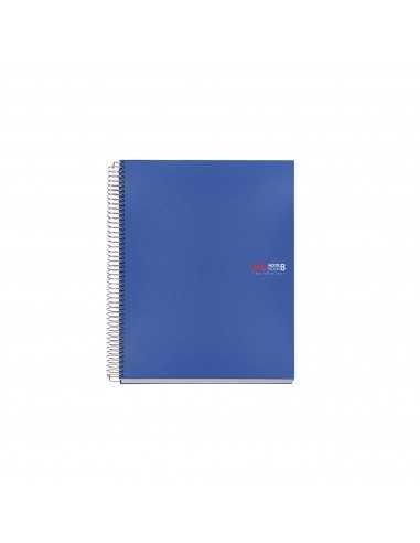 NoteBook Original Tapa Polipropileno Rayas A5 200h