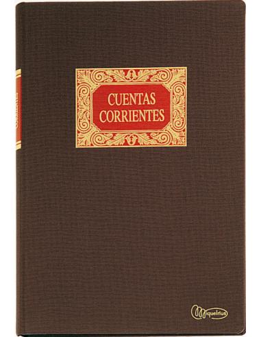 Libro Cuentas Corrientes Clase R