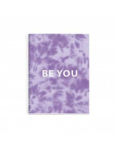 NoteBook Tie Dye Antiviral