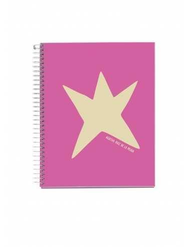 Notebook Agatha Ruiz De La Prada Sparkle A5 120H