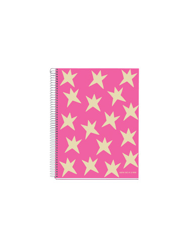 Notebook Agatha Ruiz De La Prada Sparkle A4 120H