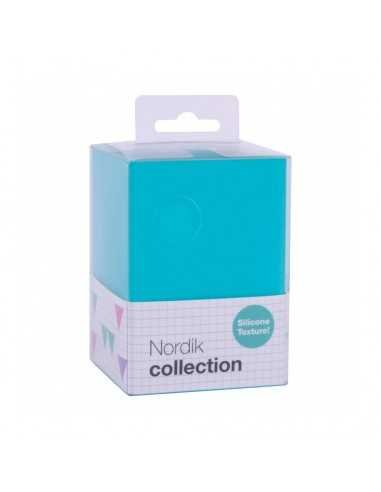 Cubilete Silicona Portalápices Azul Turquesa Nordik Collection Compraetiquetas 1