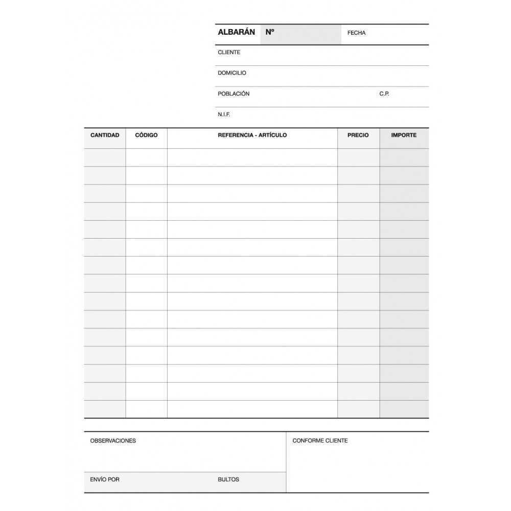 Talonario Albaranes Triplicado Castellano 145x210 mm Apli 12686-1