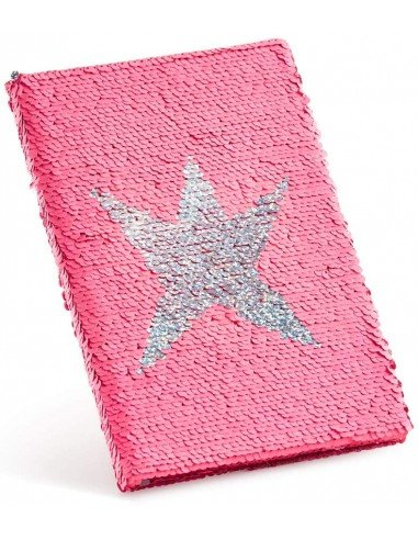 Cuaderno de Lentejuelas A5 Agatha Ruiz De La Prada